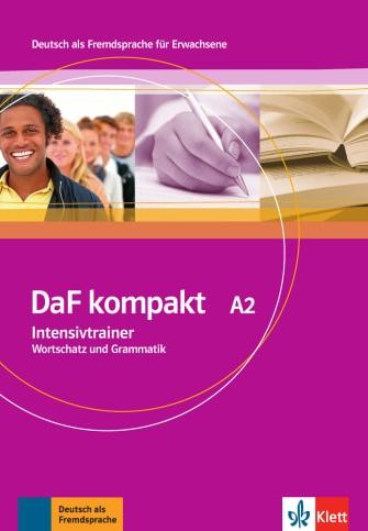 Daf Kompakt A2  Intensivtrainer  Wortschatz Und Grammatik