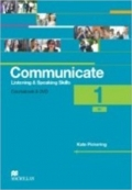 Communicate Listening and Speaking Skills 1
