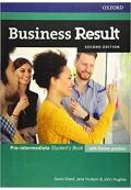 Business Result Pre-Intermediate Second Edition