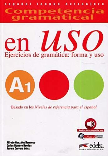 Competencia gramatical en USO A1