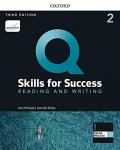 Q Skills for Success 2 Reading and Writing 3rd