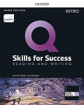 Q Skills for Success Intro Reading and Writing 3rd