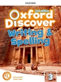 Oxford Discover 3 Writing and Spelling 2nd