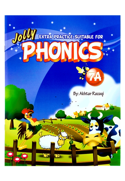 Extra Practice Suitable for Phonics 7A