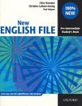 New English File Pre-Intermediate