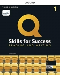 Q Skills for Success 1 Reading and Writing 3rd