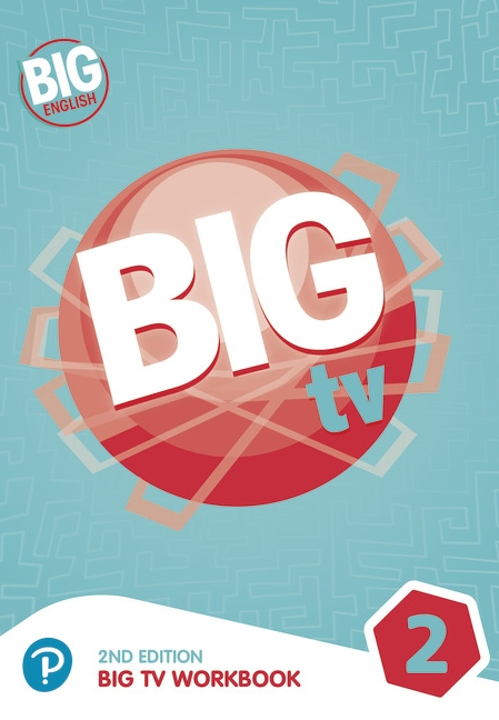 Big TV 2 Workbook 2nd