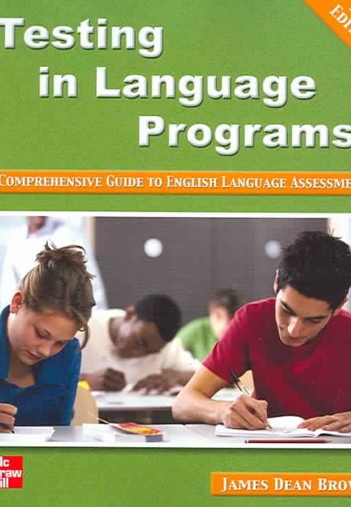 Testing in Language Programs