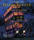 Harry Potter and the Prisoner of Azkaban Illustrated Edition Book 3