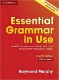 Essential Grammar In Use Forth Edition