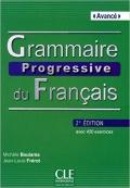 Grammaire Progressive du Francais Avance 2nd