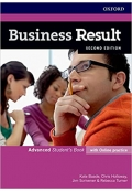 Business Result Advanced Second Edition