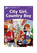 Dolphin Readers Level 4 City Girl Country Boy