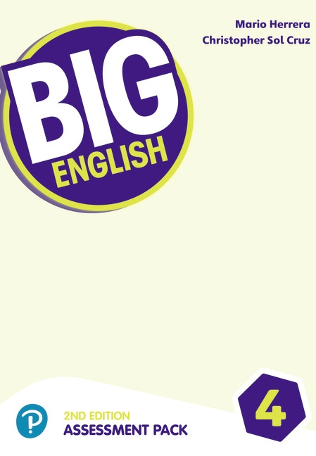 BIG English 4 Assessment Pack 2nd Edition