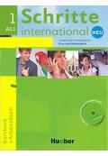 Schritte International Neu 1 A1.1 سیمی شده