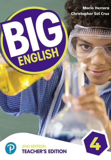 BIG English 4 Teacher's Book 2nd Edition