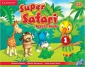 Super Safari 1 British Pupils+Activity