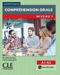 Compréhension orale 1  Niveaux A1/A2  Livre + CD 2ème édition رنگی