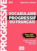 Vocabulaire Progressif Du Francais Debutant Complet A1-1