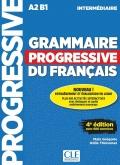 Grammaire Progressive Du Francais Intermediaire A2 B1 4ed