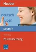 Deutsch Uben  Taschentrainer Taschentrainer  Zeichensetzung