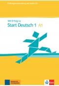 Mit Erfolg zu Start Deutsch 1 Prüfungsvorbereitung Übungs- und Testbuch + Audio-CD