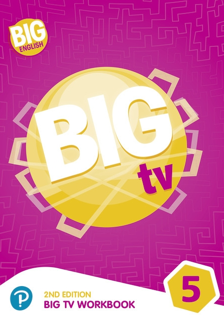 Big TV 5 Workbook 2nd