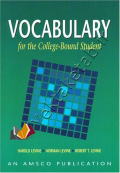 Vocabulary For the College-Bound Student