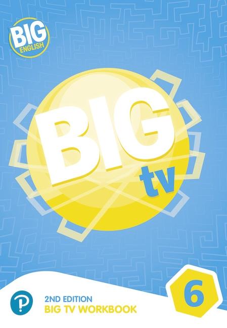 Big TV 6 Workbook 2nd