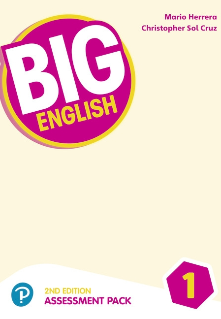 BIG English 1 Assessment Pack 2nd Edition