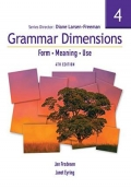 Grammar Dimensions 4 with Infotrac  Form  Meaning  and Use 4th Edition
