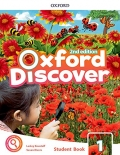 Oxford Discover 1 (2nd) SB+WB
