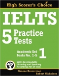 IELTS 5 Practice Tests, Academic Set 1 Tests No. 1-5