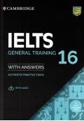 IELTS Cambridge 16 General +CD