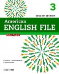 American English File 3 Second