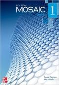 Mosaic 1 reading 6th Edition