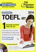 Cracking the TOEFL iBT 2014 Edition