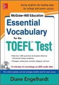 Essential Vocabulary for the TOEFL