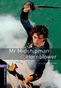 Oxford Bookworms Library Love 4 Mr Midshipman Hornblower
