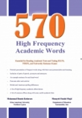 High Frequency Academic Words 570