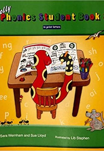 Jolly Phonics 3 Student's Book