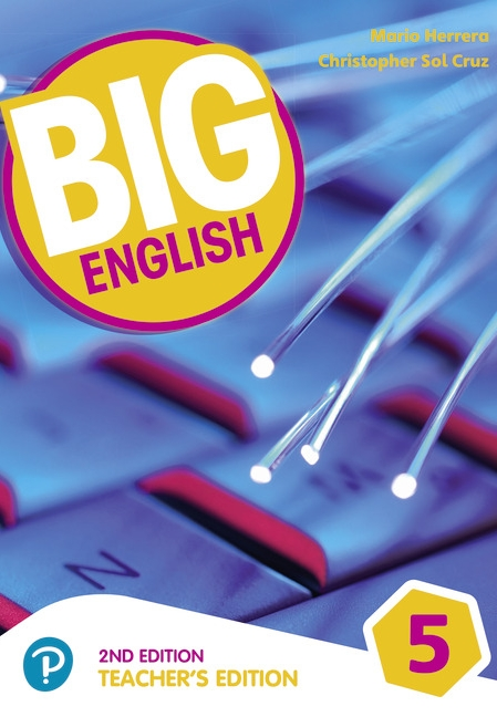 BIG English 5 Teacher's Book 2nd Edition