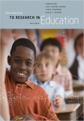 Introduction to Research in Education 9th Edition
