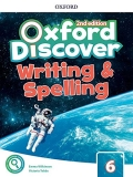 Oxford Discover 6 Writing and Spelling 2nd