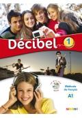 Decibel 1 niv A1 Livre + Cahier + CD mp3 + DVD