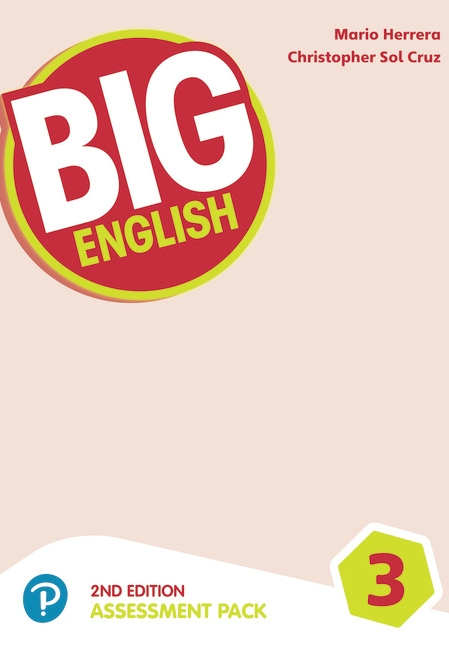 BIG English 3 Assessment Pack 2nd Edition