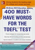 400Must Have Words for the TOEFL  2nd Edition