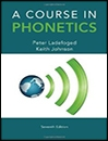 A Course In Phonetics, 7th edition With MP3 CD