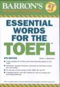 BARRONS Essential Words for the TOEFL 6th Edition