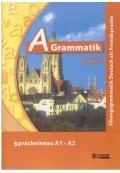 A Grammatik ubungs grammatik Deutsch als Fremdsprache Sprachniveau A1 A2+CD رنگی